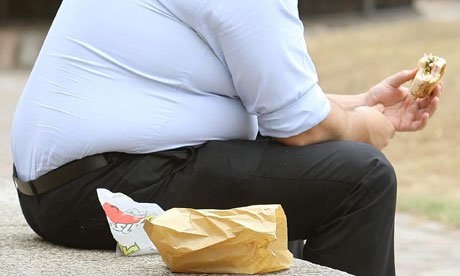 obesity epidemic england