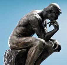 Thinking-Man-Statue